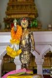 Statue of Buddha stock photography