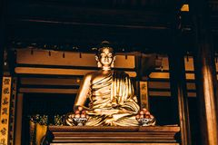 Statue Buddha royalty free stock images