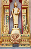 Statue of Buddha in Thai temple Stock Images