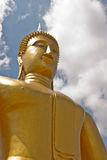 Statue of Buddha in Thailand Royalty Free Stock Photos