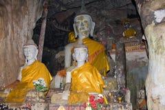 Statue of Buddha, Thailand. Royalty Free Stock Photo