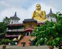 Statue Of Buddhahood Stock Photography