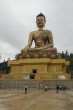 Statue Buddhas Dordenma Lizenzfreie Stockfotos
