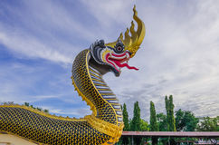 Statue. Of Buddhist art in Thailand stock images