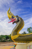 Statue. Of Buddhist art in Thailand Stock Image