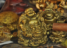 Statue of budha Royalty Free Stock Images