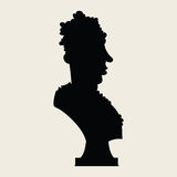 Statue Bust Royalty Free Stock Photos
