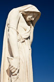 Statue at Canadian war memorial monument. Stock Photography