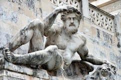 Statue in Capitoline museum Stock Images