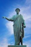 Statue of Cardinal Richelieu Stock Photos
