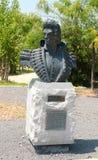 Statue of Casimir Pulaski Royalty Free Stock Image