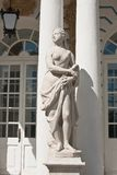 The statue. Catherine Palace. Tsarskoye Selo. Rus Royalty Free Stock Image