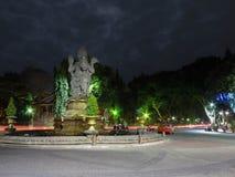 Statue Catur Muka Stockbilder