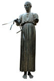 The statue of the charioteer Royalty Free Stock Photos