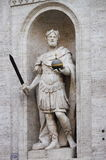 Statue of Charlemagne Royalty Free Stock Image