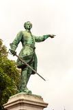Statue of Charles XII (Karl XII) Stock Photo