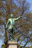 Statue of Charles XII, Stockholm Royalty Free Stock Photos