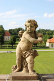 Statue of a child Stock Image