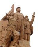 Statue chinoise image stock