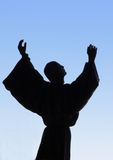 Statue of Christ Royalty Free Stock Photo