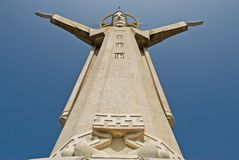 Statue of Christ the Saviour 1807. Statue of Jesus Christ in Vung Tau, Vietnam Stock Photography