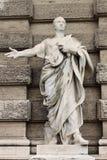 Statue of Cicero stock photo