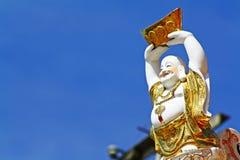 Statue cinesi Immagini Stock