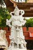 Statue cinesi del dio Immagine Stock Libera da Diritti