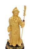 Statue cinesi del guerriero Immagine Stock Libera da Diritti