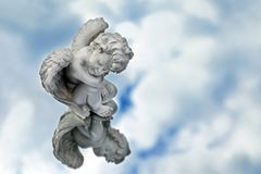 Statue, Cloud, Sky, Sculpture royalty free stock photography