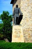 Statue in Cluj-Napoca (Klausenburg), Baba Novac Royalty Free Stock Photo