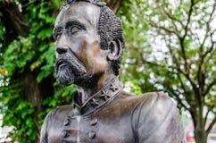 Statue of Colonel Hiram Bledsoe Stock Photos