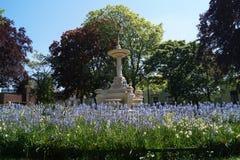 Statue commémorative Image libre de droits