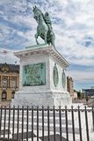 Statue in Copenhagen Royalty Free Stock Images