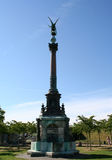 Statue in Copenhagen Stock Photos