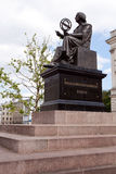 Statue of Copernicus Stock Photos