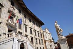 Statue of Cosimo I de Medici Stock Images