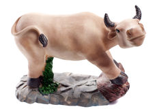 Statue of a cow Stock Photo