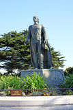 Columbus statue. A statue of Cristopher Columbus in Telegraph Hill, San Francisco, Usa Royalty Free Stock Photography