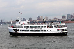 Statue Cruises, New York City Stock Photography