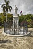 A statue of Cuban revolutionary Jose Marti in Old Havana, Cuba Stock Photo