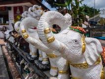 Statue d'éléphant Photographie stock