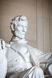 Statue d'Abraham Lincoln Photographie stock libre de droits