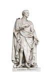Statue d'Amerigo Vespucci Photographie stock libre de droits