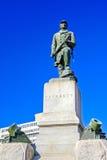 Statue d'amiral Farragut, Washington DC Image stock