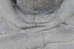 Statue d'Amitabha Image stock