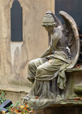 Statue d'ange Images stock