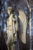 Statue d'ange photographie stock libre de droits