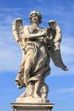 Statue d'ange photo stock
