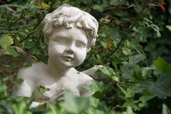 Statue d'ange Images libres de droits